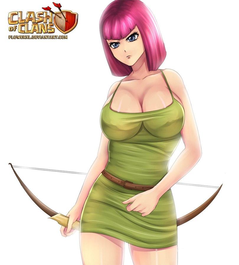 nude clash witch of clans Doki doki literature club yuri x natsuki