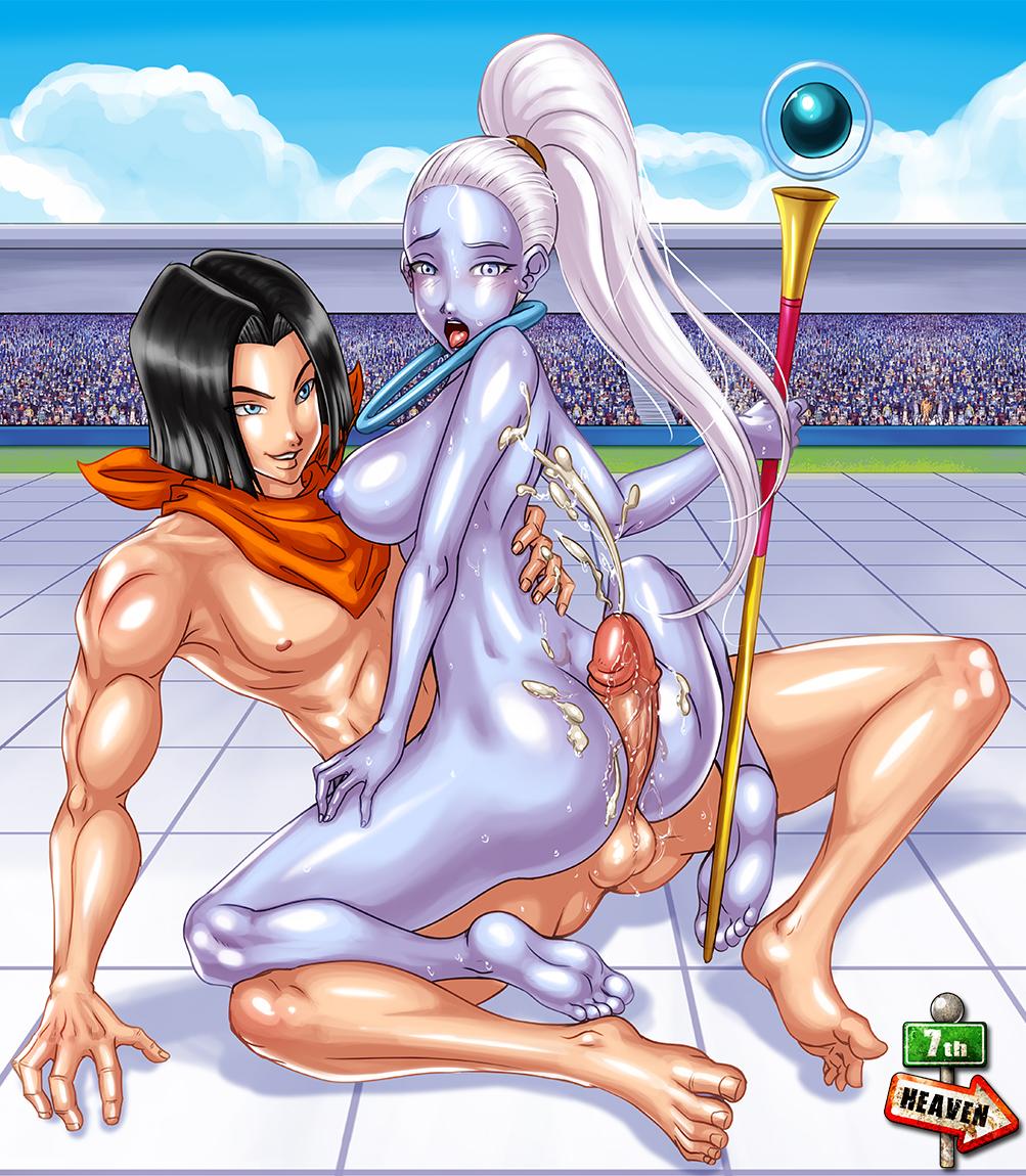 xxx vados super ball dragon Belly full of cum hentai