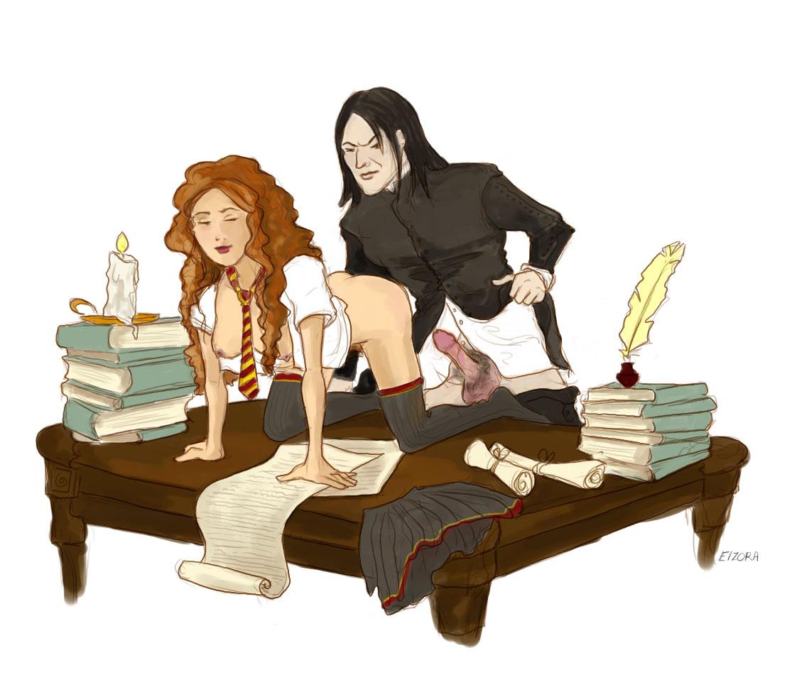 art tumblr hermione granger fan Wolf guy - ookami no monshou
