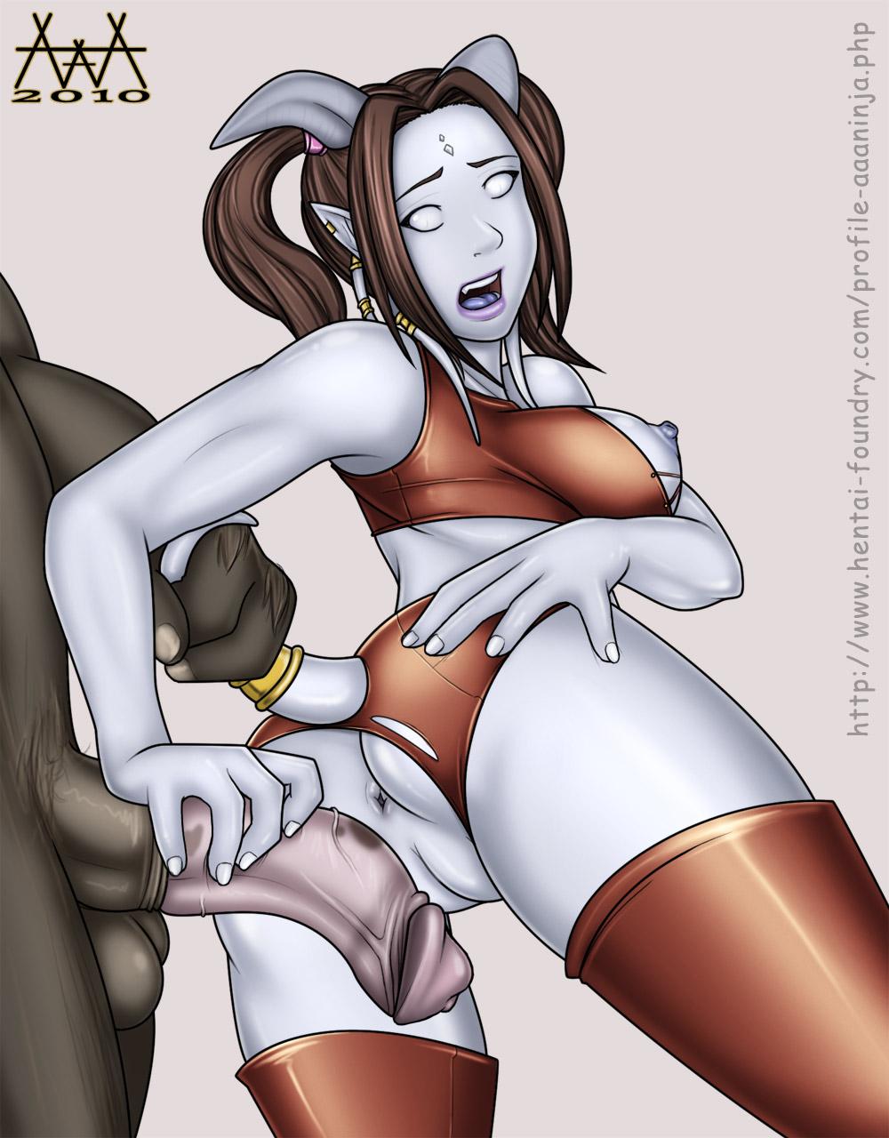 of porn warcraft draenei world The legend of zelda minda