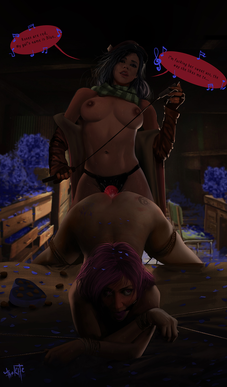 fallout from 4 piper naked Mitsuru darling in the frankxx