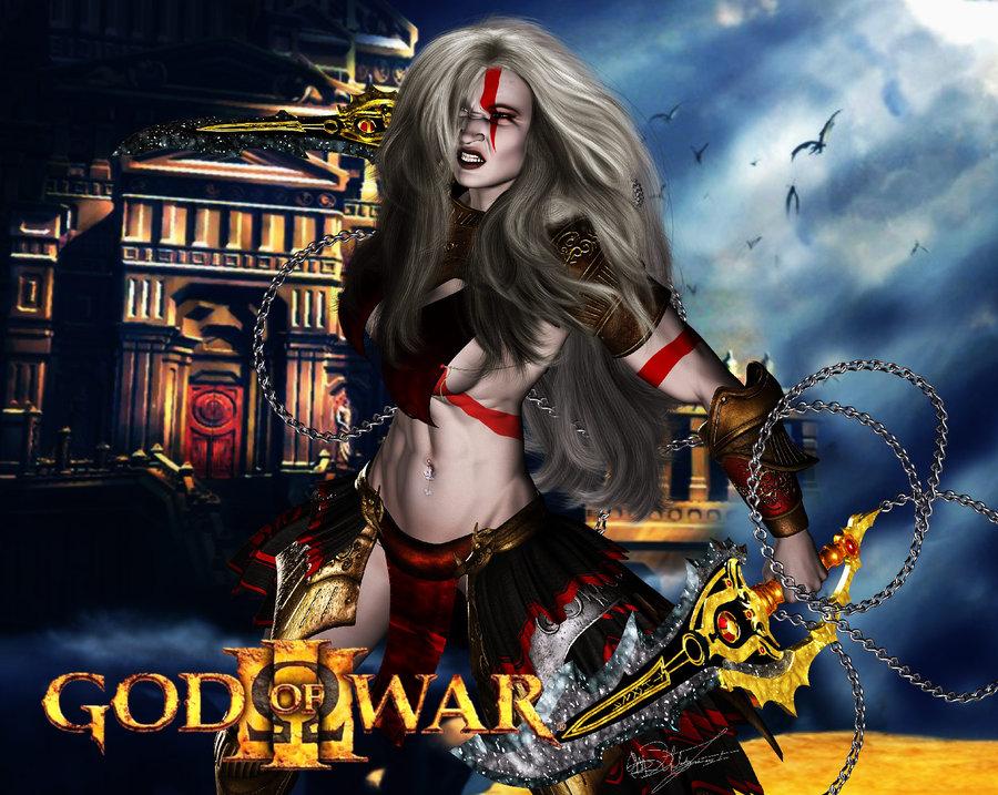 of god wars de imagenes Resident evil 4 bella sisters