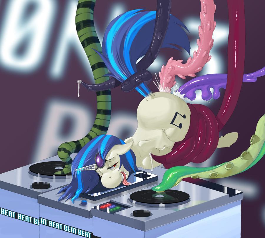 hentai tentacle pony my little Isekai-wa-smartphone-to-tomo-ni