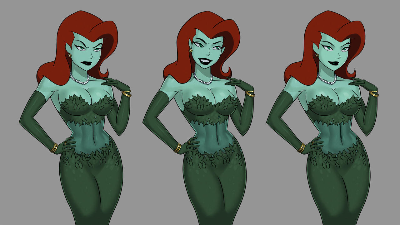 the batman brave poison and bold ivy the Dungeon fighter online nude mod