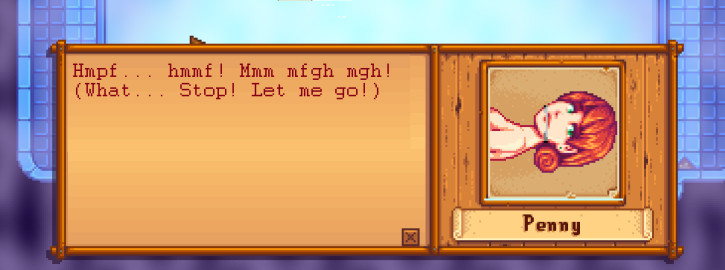 valley stardew where in to haley find Sex in a car xxx