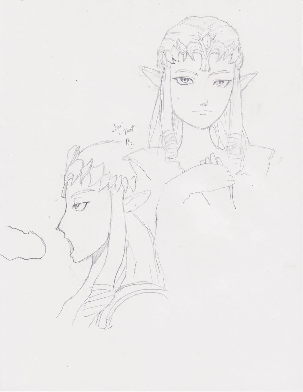 zelda twilight agitha of princess legend Furyou ni hamerarete jusei suru kyonyuu okaa san