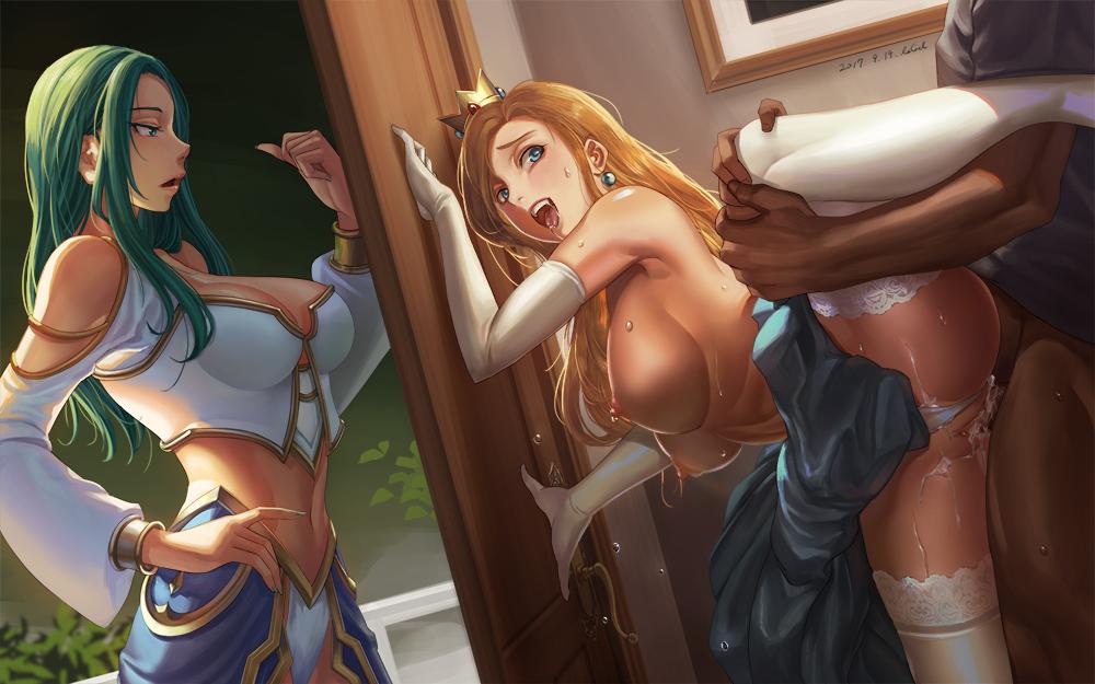 lewdua e-hentai; The surreal world of any malu
