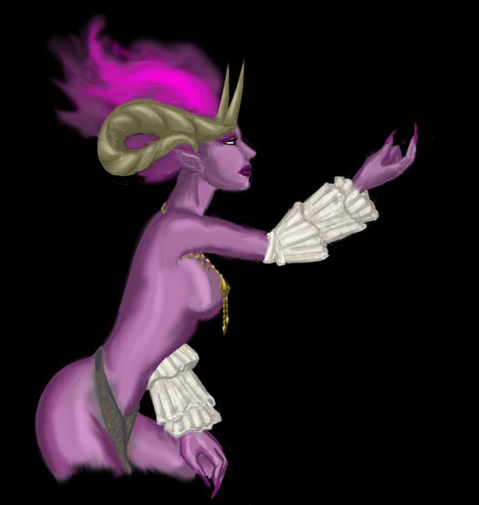 dragon demon origins desire age Dragon quest 11