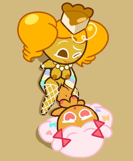 choco cookie dark run cookie Sei shoujo seido ikusei gakuen
