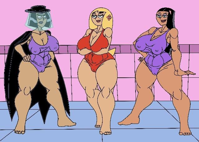 phantom spectra love and danny fanfiction Batman arkham city nude mods