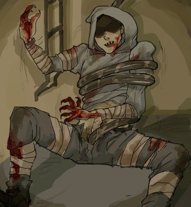 4 left dead witch male Ecchi na onee-chan