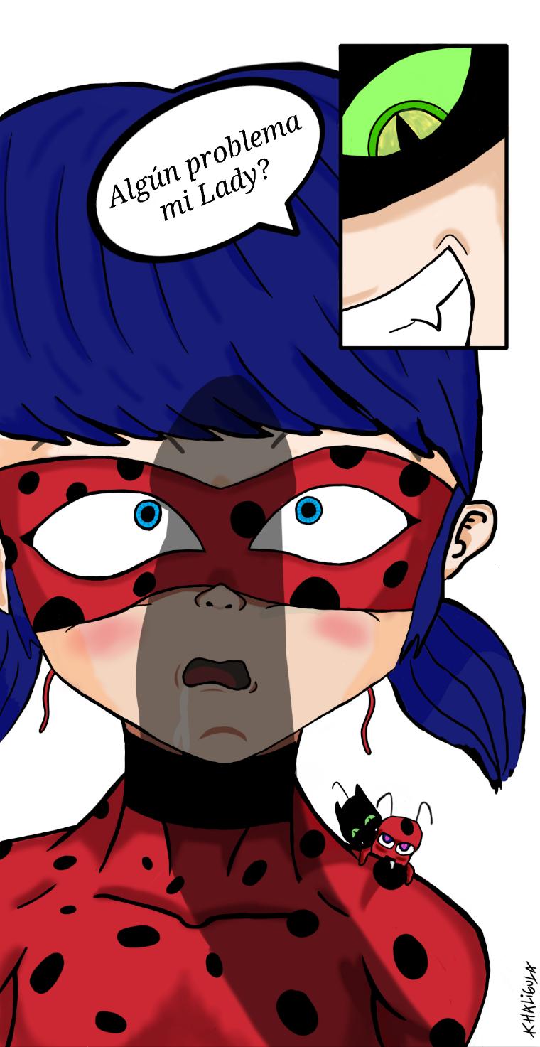 and cat ladybug noir xxx Oban star racers