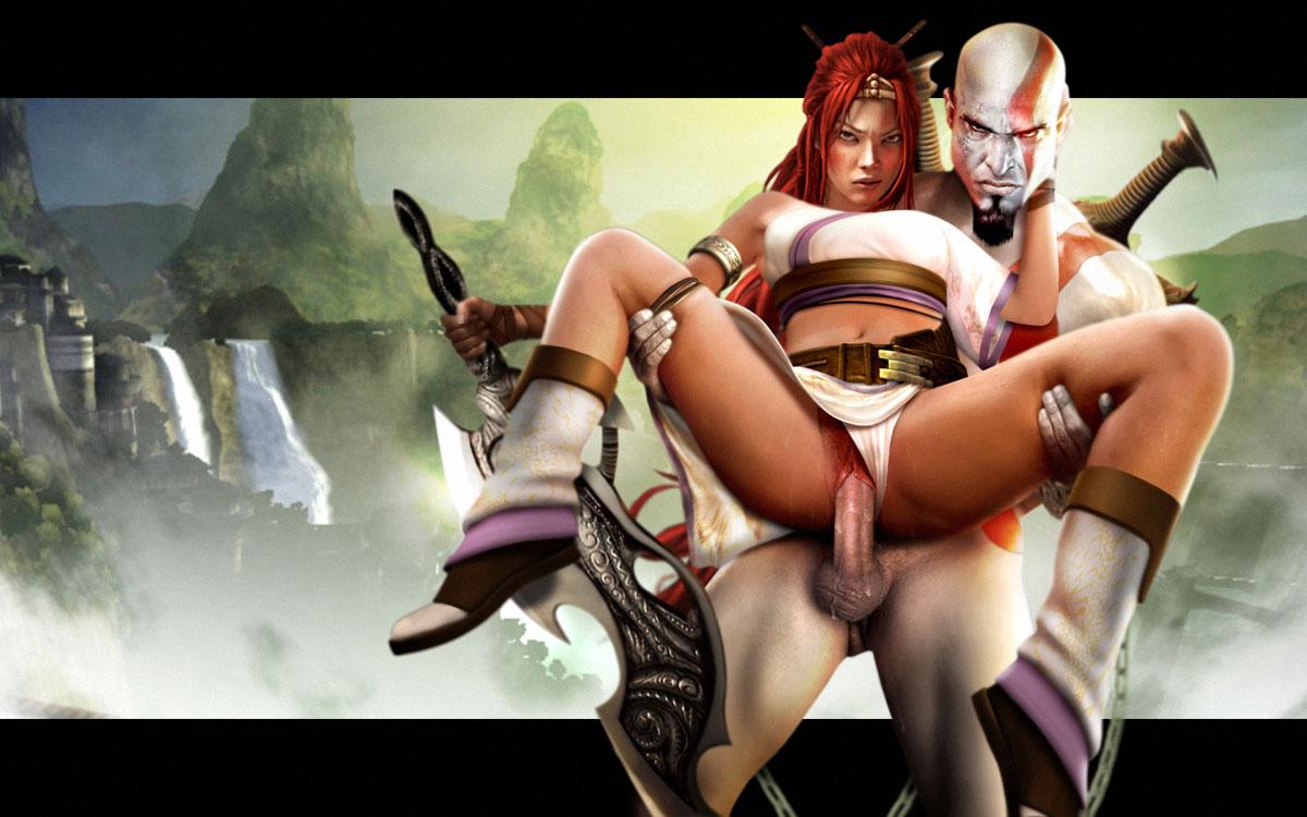 of war 4 porn god Dungeon fighter online