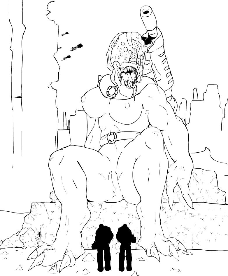 e gears war of hentai The seven deadly sins naked