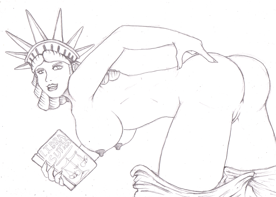 of statue liberty Avatar the last airbender toph naked