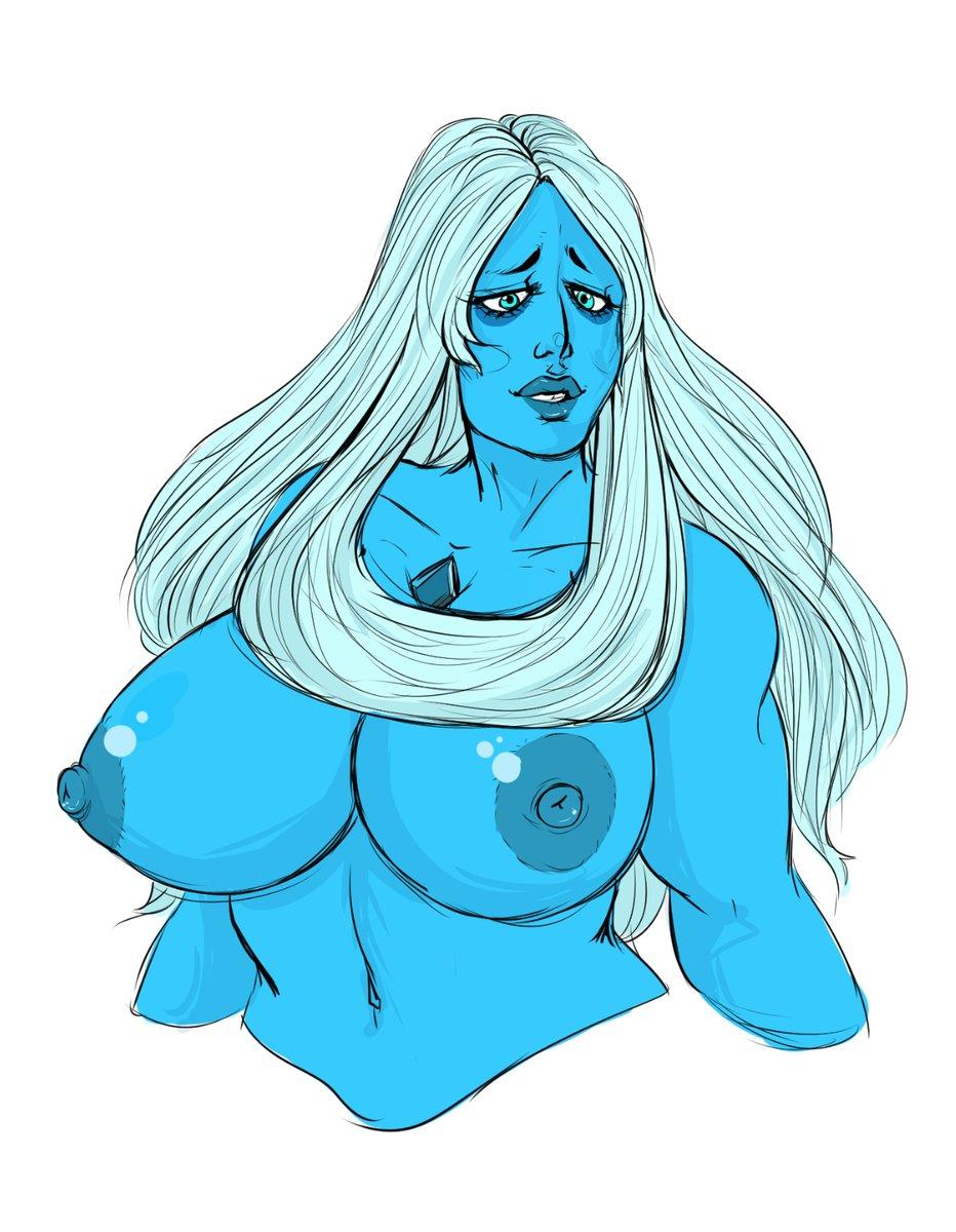 universe hentai blue diamond steven Mahou no juujin foxy rena