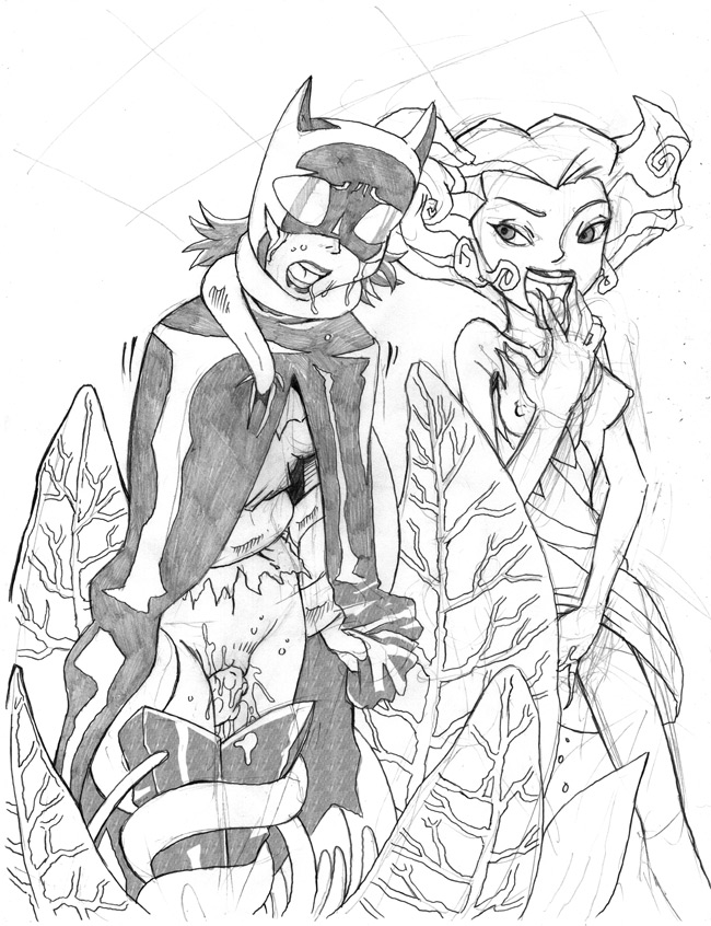 bold brave ivy batman and the the poison 02 darling in the franxx