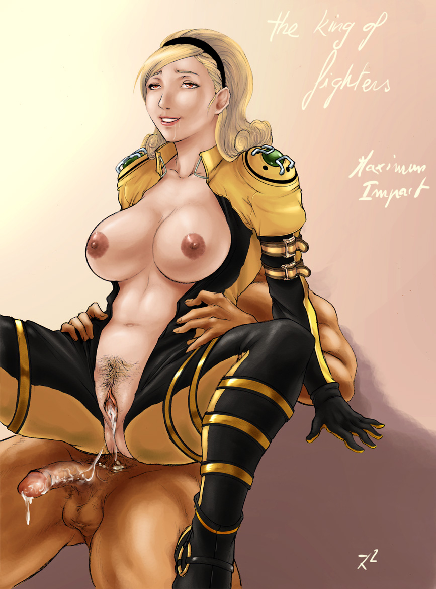 fighters: of king impact the maximum How often do guys fap