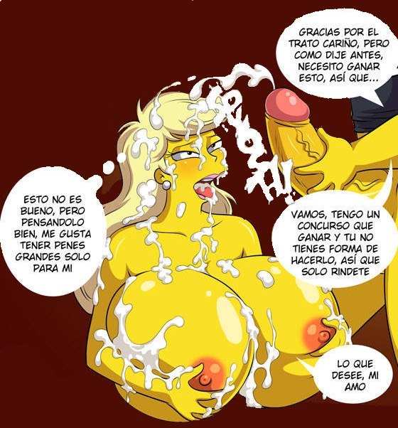 the marge simpsons from naked Metal gear rising mistral hentai