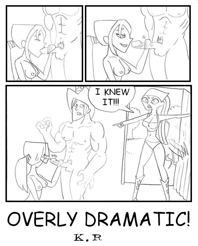 heather drama total island wedgie Sylveon what's wrong big boy