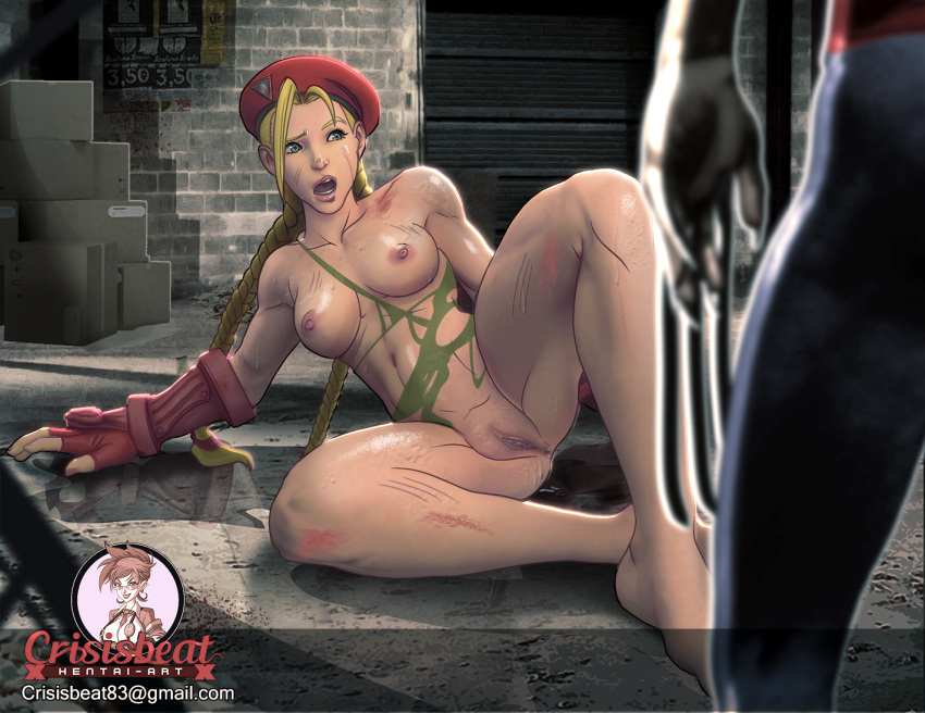 cammy fighter street Naked avatar the last airbender