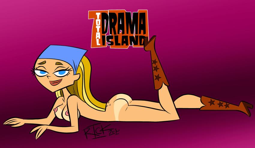 girls nude total drama island Xxx mass effect