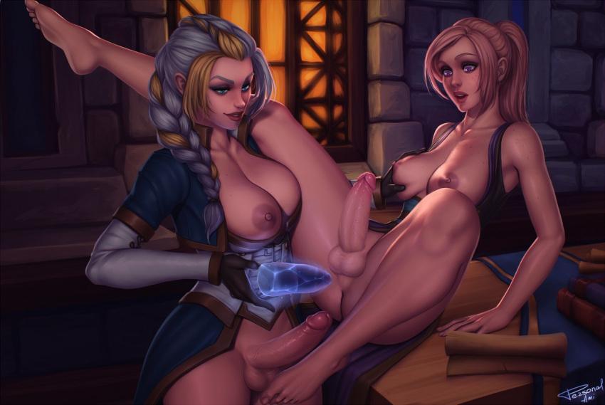 warcraft of draenei porn world Madan no ou to senki