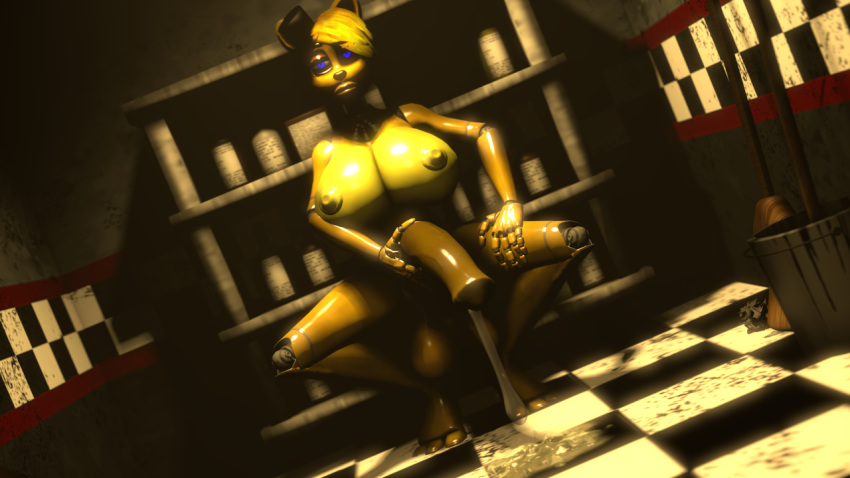 five sexualized at freddy's nights Bendy and the ink machine boris the wolf