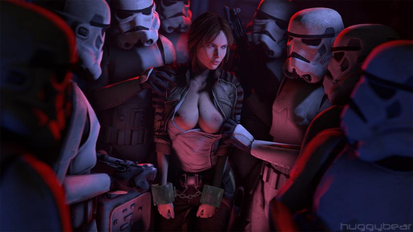 star wars nude rogue one Baroness von bon bon