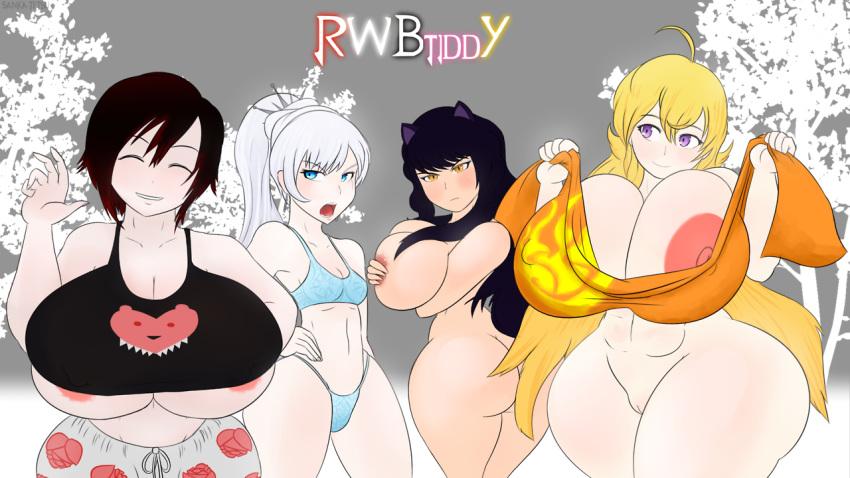 rwby rose ruby Koinaka koinaka de hatsukoi x nakadashi sexual life the animation