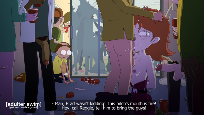 cat morty rick talking and How to clean a onahole