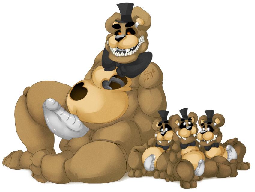 puppet golden freddy fnaf x U-18 gay furry