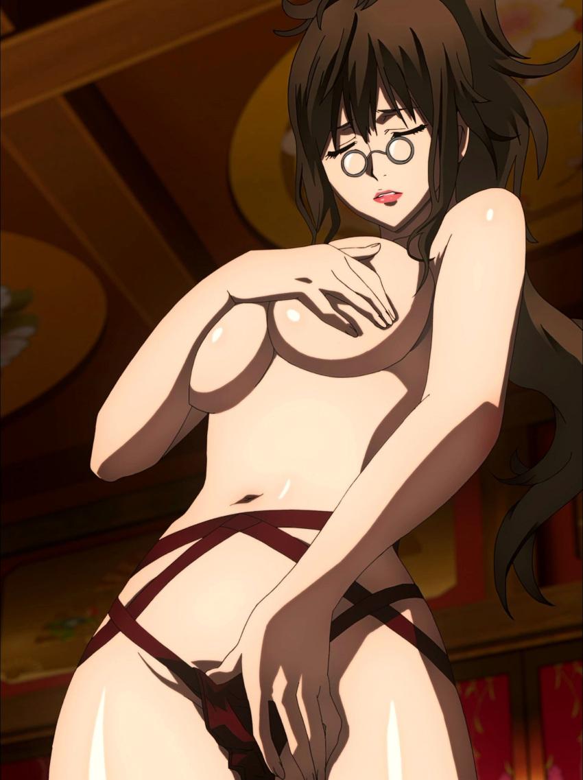 shogun dai uncensored fuuun ishin Transformation comics male to female