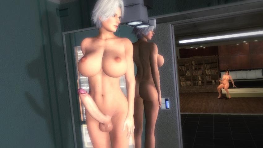 anime with girls huge breasts Eris saintia sho yuri yaoi