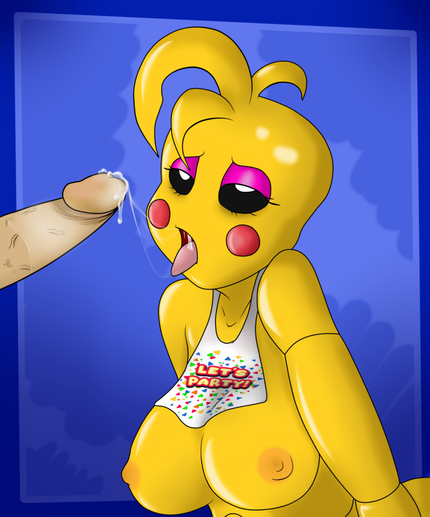 toy chica x bonnie old Fnaf sister location bonnie hand puppet