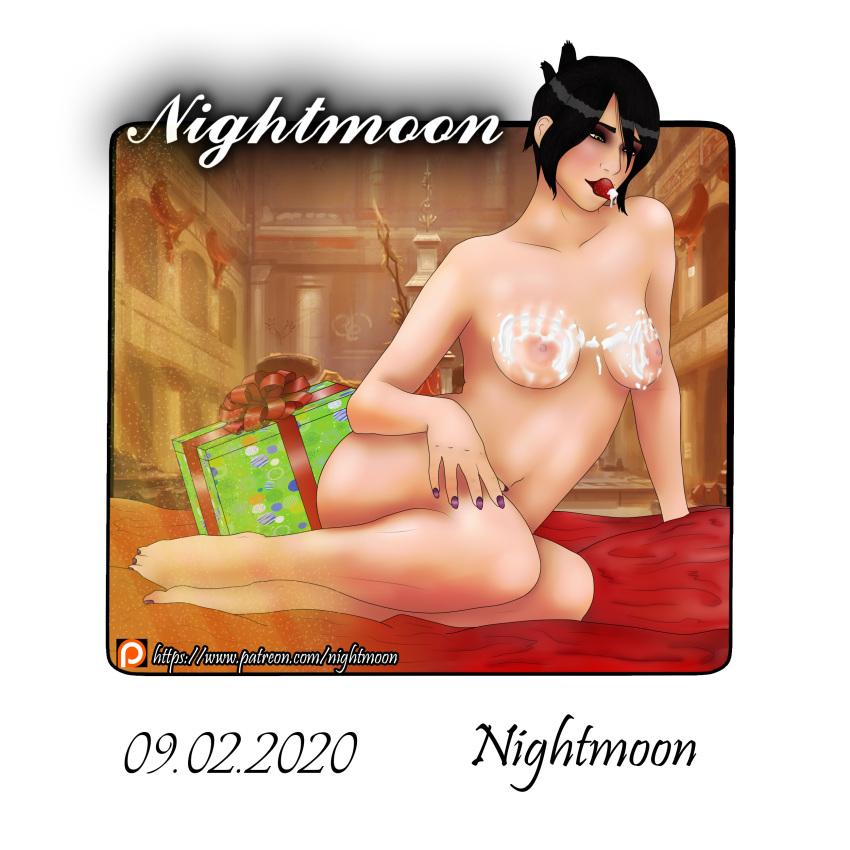 age dragon female qunari inquisition Final fantasy 10 nude mod