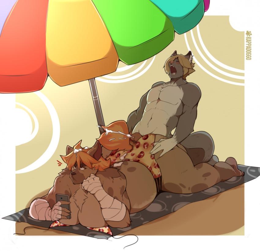 hot in dog bun dick Zero_no_tsukaima