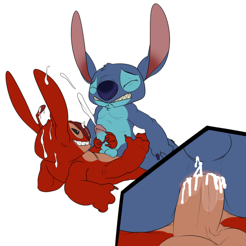yellow and lilo alien stitch A cat is fine too meme