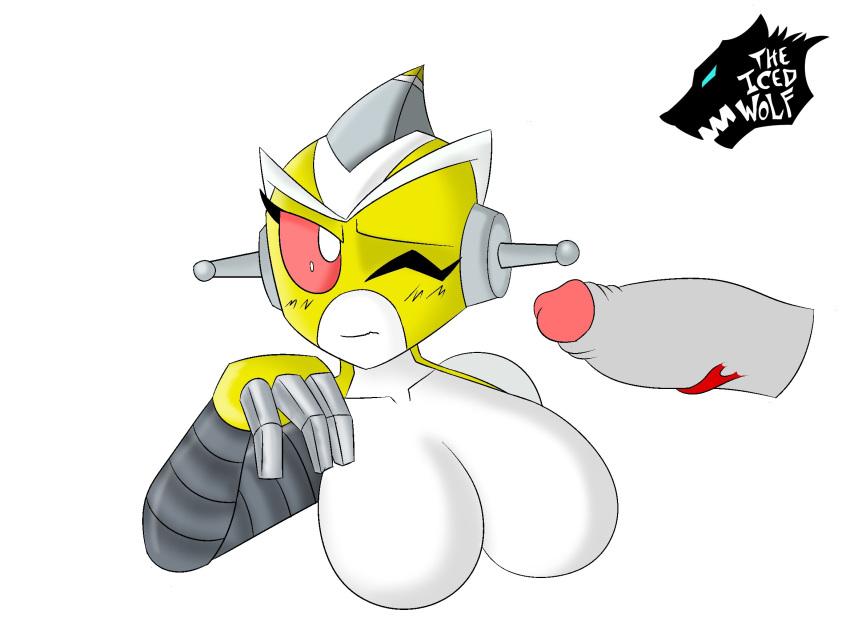 team go hyperforce monkey super hentai robot Honoo no haramase motto! hatsuiku! karada sokutei