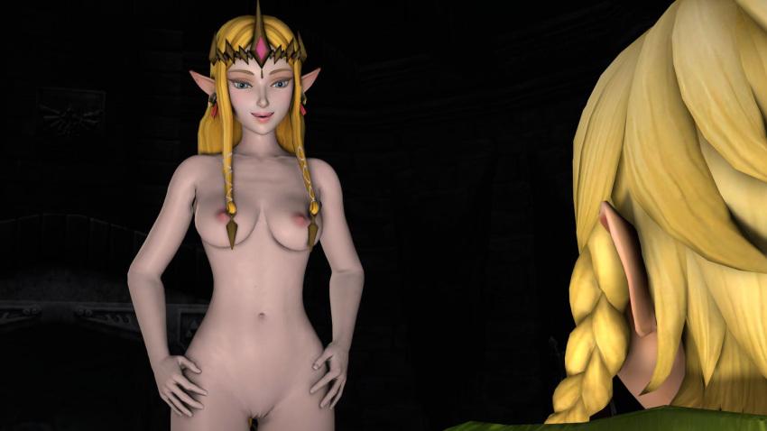 hyrule fairy great warriors Sasameki koto (whispered words)