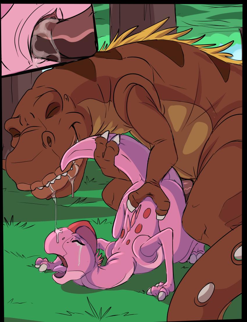 the land dinosaur sarah before time Do s na maina kaichou-sama ga m note ni shihai saremashita