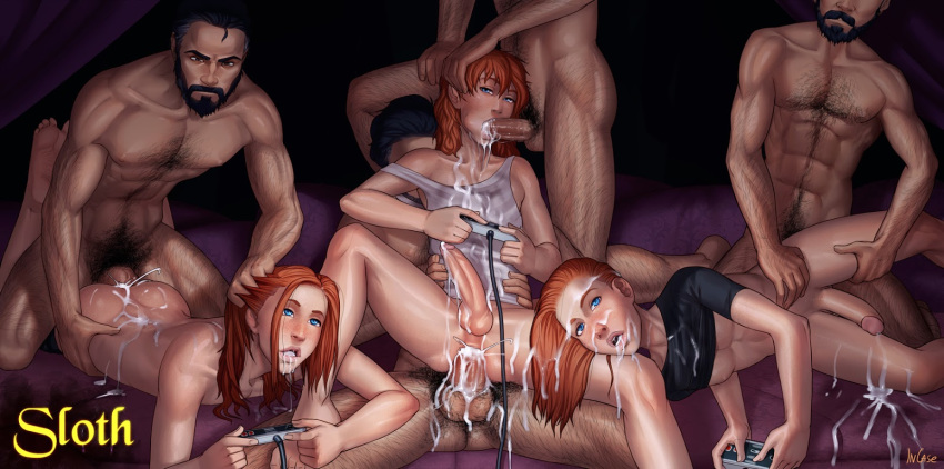 nude deadly 7 sins elizabeth Trials in tainted space naleen