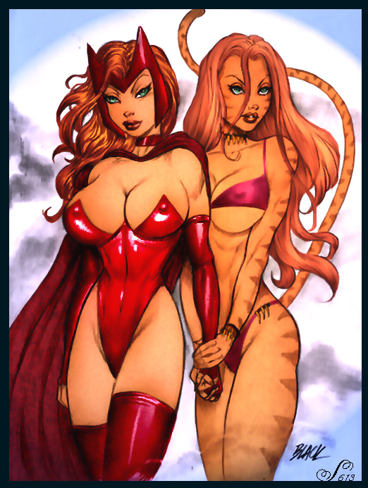 elizabeth porn scarlet witch olsen Transformers cybertron lori and coby