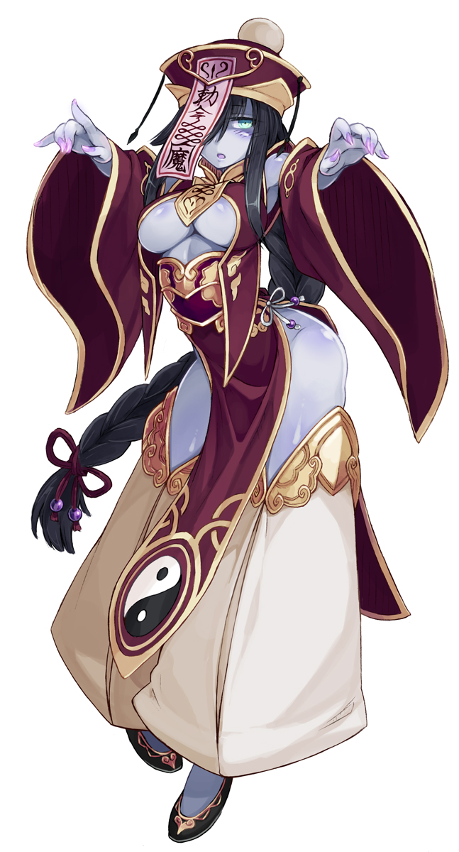 encyclopedia hatter girl mad monster Blade and soul us censored