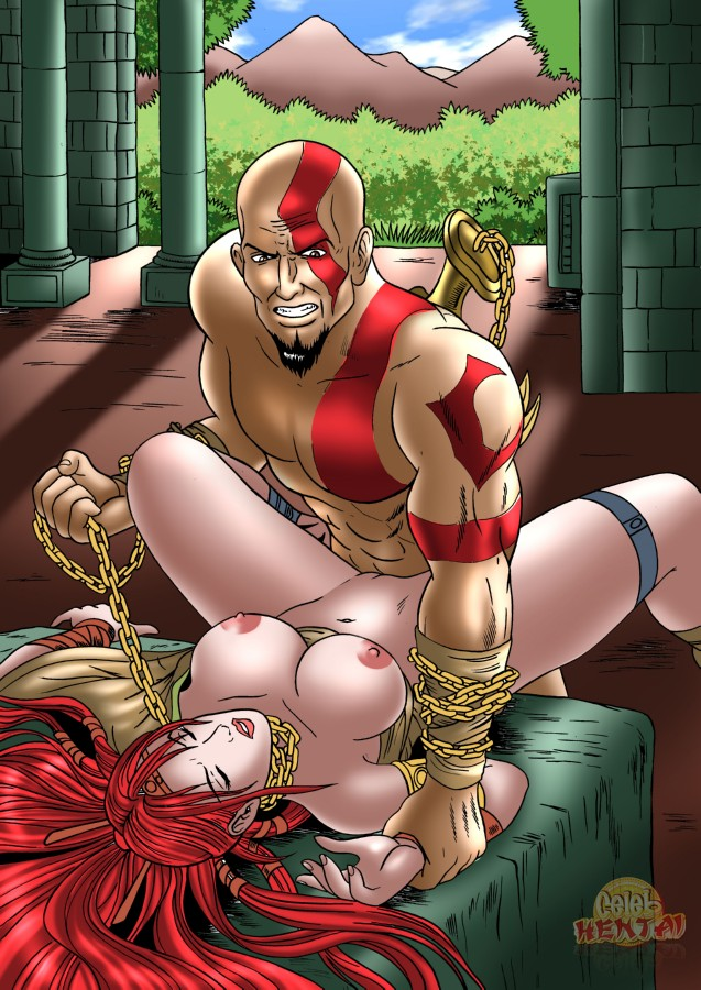war god 4 porn of Mighty no 9