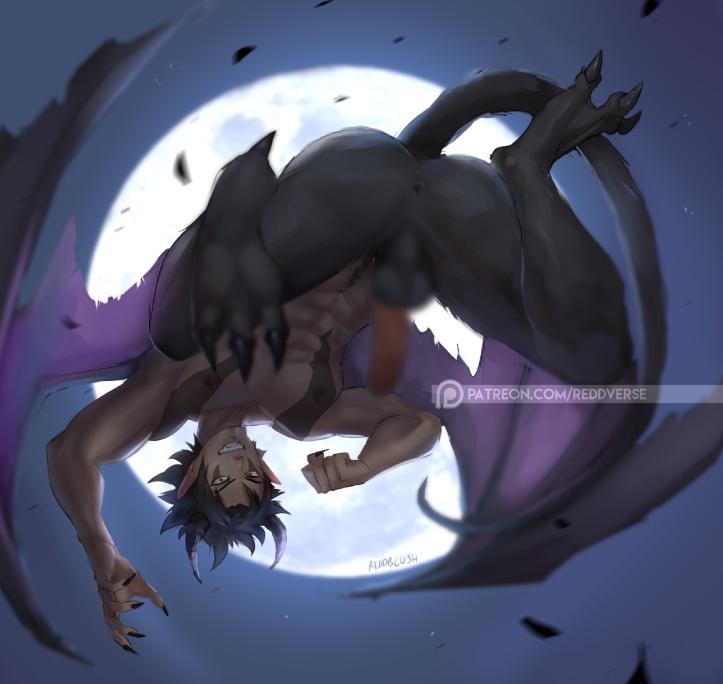 ryo akira devilman crybaby and Naruto uzumaki and hinata hyuga
