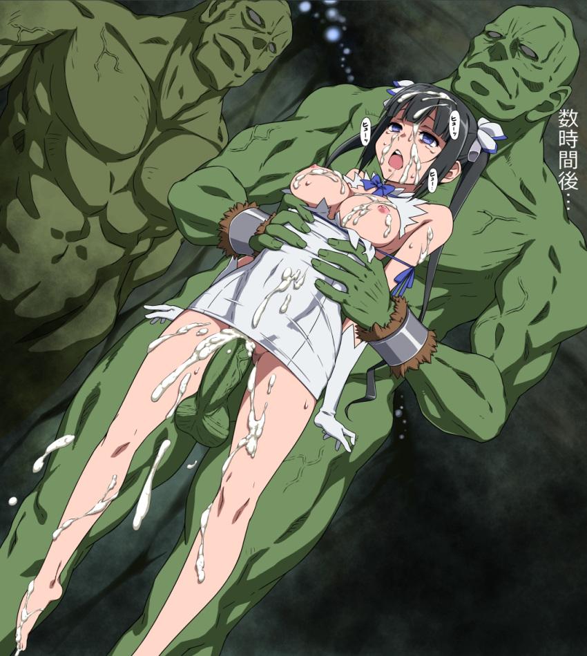 iru no darou ka wa machigatte wo motomeru dungeon deai ni Big hero 6 gay nude