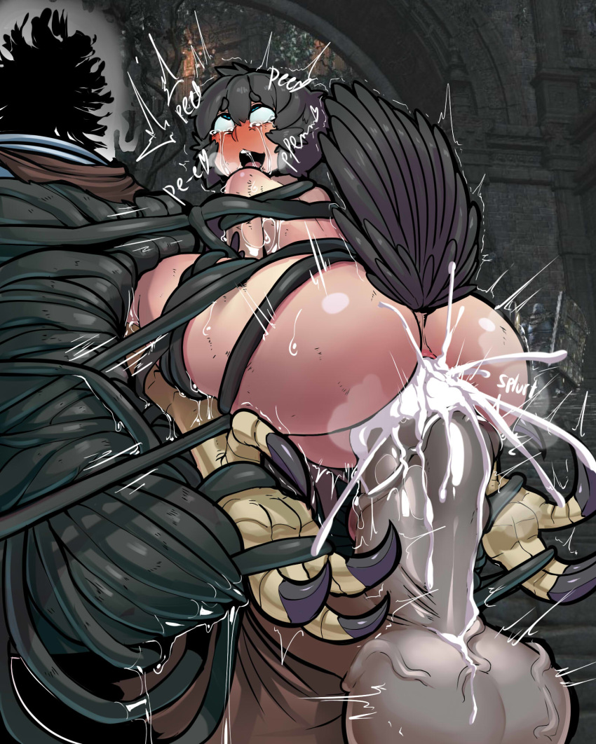 3 hentai pickle pee souls dark Conker's bad fur day